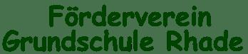 Förderverein Grundschule Rhade e.V.
